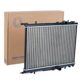 Radiador, refrigeración del motor Número de artículo 63502 120,00€