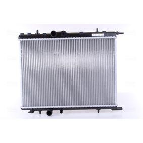 Radiador, refrigeración del motor Número de artículo 63502A 120,00€