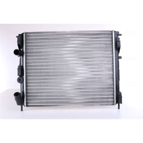 Kühler, Motorkühlung 63809 CLIO 2 (BB0/1/2, CB0/1/2) 1.5 dCi Bj 2008