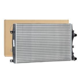 Радиатор, охлаждане на двигателя 65280A Golf 5 (1K1) 1.9 TDI Г.П. 2006