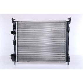 Kühler, Motorkühlung 67246 CLIO 2 (BB0/1/2, CB0/1/2) 1.5 dCi Bj 2002