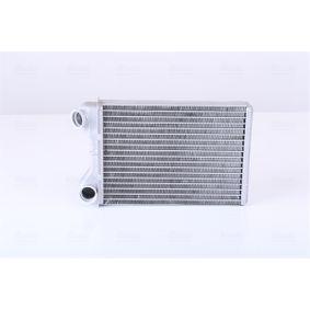 Heat Exchanger, interior heating 71445 PUNTO (188) 1.2 16V 80 MY 2006