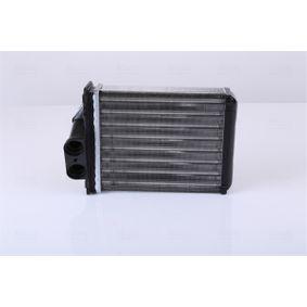 Heat Exchanger, interior heating 71453 PANDA (169) 1.2 MY 2010