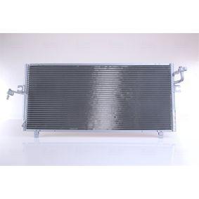 Kondensator, Klimaanlage Kältemittel: R 134a mit OEM-Nummer 92110-2F005