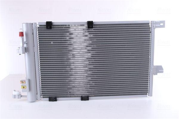 Klimakondensator 94384 NISSENS 94384 in Original Qualität