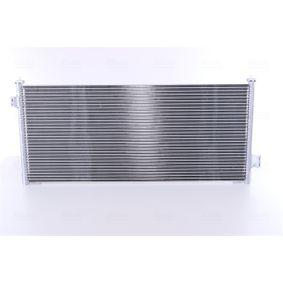Kondensator, Klimaanlage Netzmaße: 740 x 307 x 16 mm mit OEM-Nummer 73210AC050