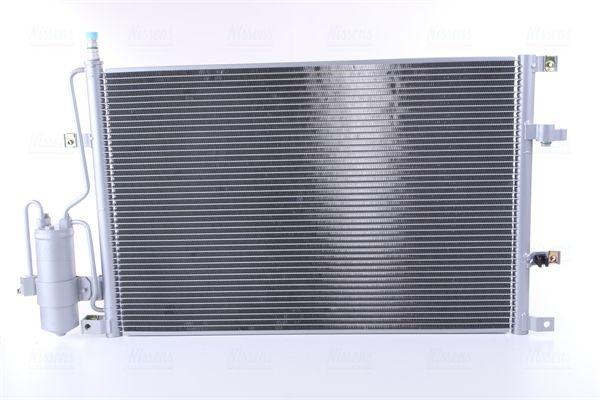 Klimakondensator 94525 NISSENS 94525 in Original Qualität