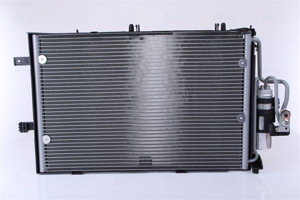 NISSENS  94546 Kondensator, Klimaanlage Kältemittel: R 134a