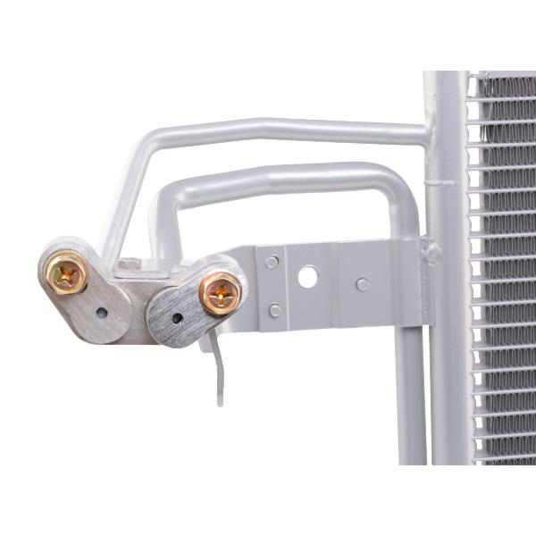 Kondensator Klimaanlage NISSENS 94684 5707286258136