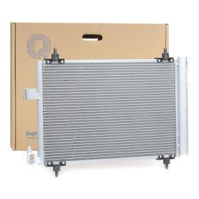 Kondensator, Klimaanlage Netzmaße: 560 x 361 x 16 mm mit OEM-Nummer 6455CP