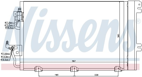 Artikelnummer 94767 NISSENS Preise