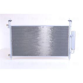 kondenzátor, klíma 640 x 310 x 16 mm 94875