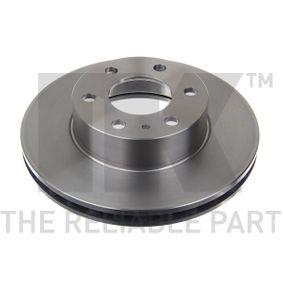 Bremsscheibe Bremsscheibendicke: 28mm, Felge: 6-loch, Ø: 300mm mit OEM-Nummer 2996131