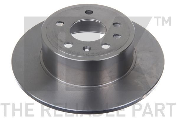 Bremsscheiben 203624 NK 203624 in Original Qualität