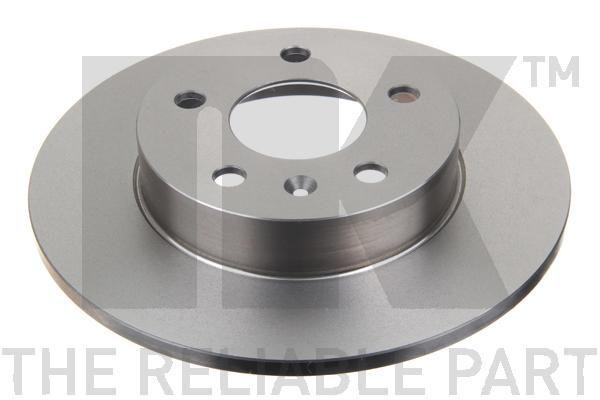 Bremsscheiben 203631 NK 203631 in Original Qualität