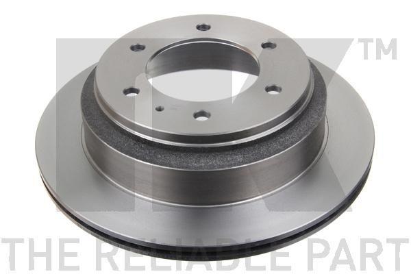 Bremsscheiben 203635 NK 203635 in Original Qualität