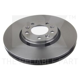 Brake Disc Brake Disc Thickness: 28mm, Rim: 5-Hole, Ø: 304mm with OEM Number SU001 A1064