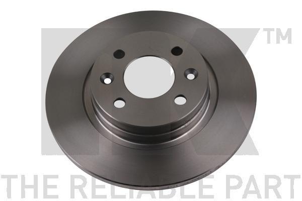 Bremsscheiben 203939 NK 203939 in Original Qualität