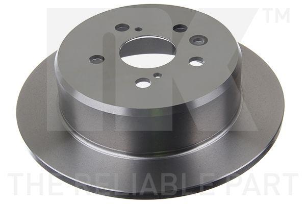 Disques de frein 2045144 NK 2045144 originales de qualité