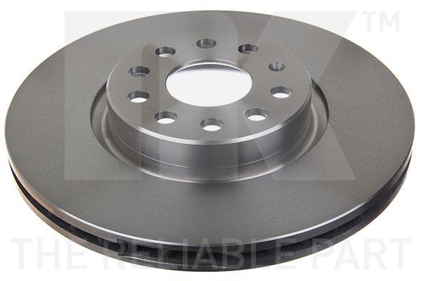 Bremsscheiben 2047115 NK 2047115 in Original Qualität