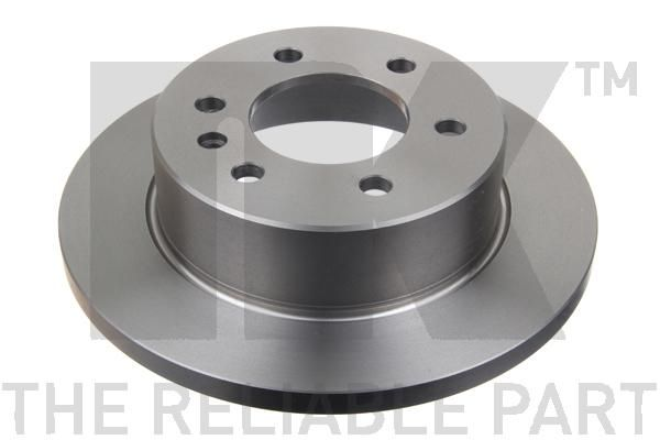 Bremsscheiben 2047122 NK 2047122 in Original Qualität