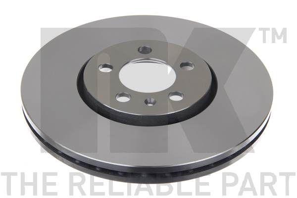 Bremsscheiben 204760 NK 204760 in Original Qualität