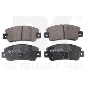 Bremsbelagsatz, Scheibenbremse Breite 1: 108,7mm, Höhe 1: 46,9mm, Dicke/Stärke 1: 11,1mm mit OEM-Nummer 791 873