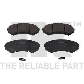 Brake Pad Set, disc brake Article № 223026 £ 150,00