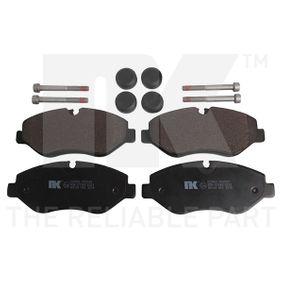 Bremsbelagsatz, Scheibenbremse Breite 1: 163,15mm, Höhe 1: 67,00mm, Dicke/Stärke 1: 20,20mm mit OEM-Nummer 2E0 698 151