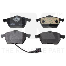 Brake Pad Set, disc brake Article № 224757 £ 140,00