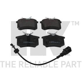 Brake Pad Set, disc brake Article № 224781 £ 150,00