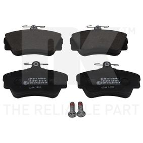 Brake Pad Set, disc brake Width 1: 110,1mm, Height 1: 67,5mm, Thickness 1: 16,2mm with OEM Number 3344787