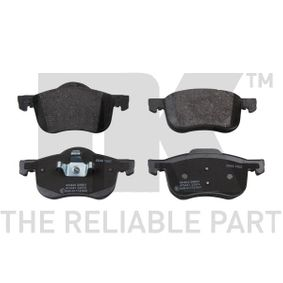 Brake Pad Set, disc brake Width 1: 155,3mm, Width 2 [mm]: 156,6mm, Height 1: 72,3mm, Height 2: 68,9mm, Thickness 1: 18,6mm, Thickness 2: 18,6mm with OEM Number 272 401