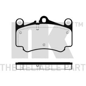 Bremsbelagsatz, Scheibenbremse Breite 1: 140,30mm, Höhe 1: 87,20mm, Dicke/Stärke 1: 16,80mm mit OEM-Nummer 99635194910
