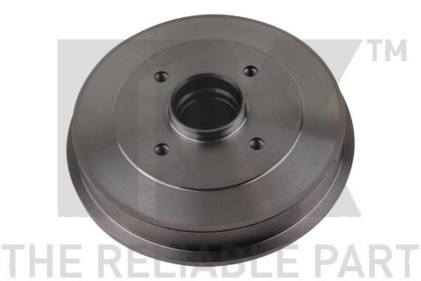 Bremstrommeln 251906 NK 251906 in Original Qualität