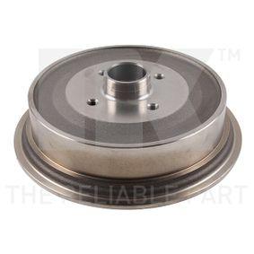 Bremstrommel mit OEM-Nummer 147501615A