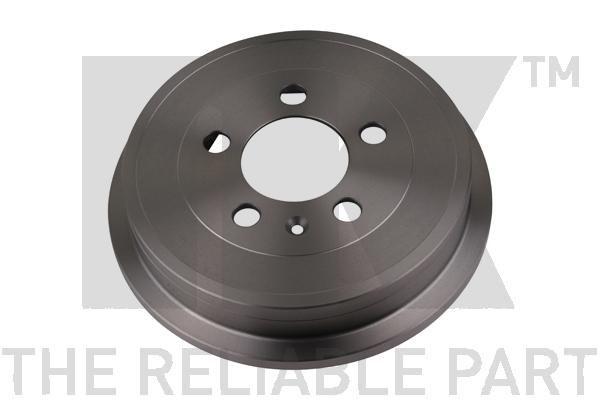 Bremstrommeln 254727 NK 254727 in Original Qualität