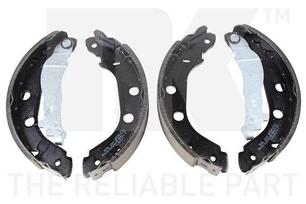 Bremsbacken 2722614 NK 2722614 in Original Qualität