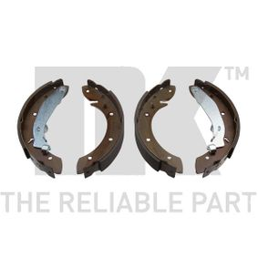 Bremsbackensatz Breite: 42mm mit OEM-Nummer 60 25 370 302