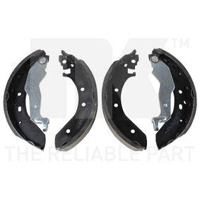Комплект спирачна челюст 2799527 25 Хечбек (RF) 2.0 iDT Г.П. 2001