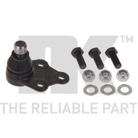 Rótula de suspensión / carga Medida cónica: 22,00mm con OEM número A639 330 05 10