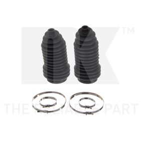Bellow Set, steering with OEM Number 53535-ST3-305