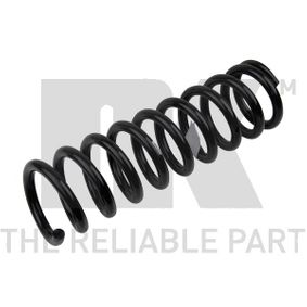 Coil Spring Length: 370mm, Length: 370mm, Length: 370mm, Thickness: 14,49mm, Ø: 108mm with OEM Number 2023210004
