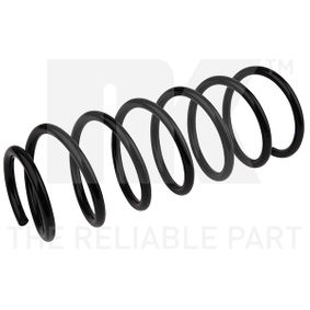 Coil Spring Length: 384mm, Length: 384mm, Length: 384mm, Thickness: 12,58mm, Ø: 137mm with OEM Number 357 411 105