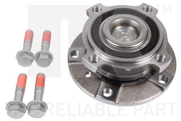 NK  751511 Radlagersatz Ø: 139mm, Innendurchmesser: 62,6mm