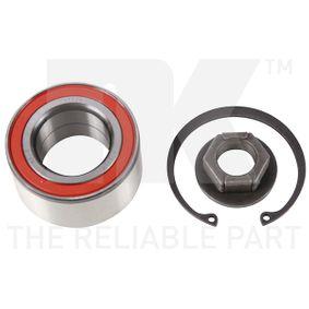 Wheel Bearing Kit Ø: 72mm, Inner Diameter: 39mm with OEM Number D350-33-047A
