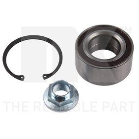 Wheel Bearing Kit Ø: 75mm, Inner Diameter: 40mm with OEM Number C2S 8276