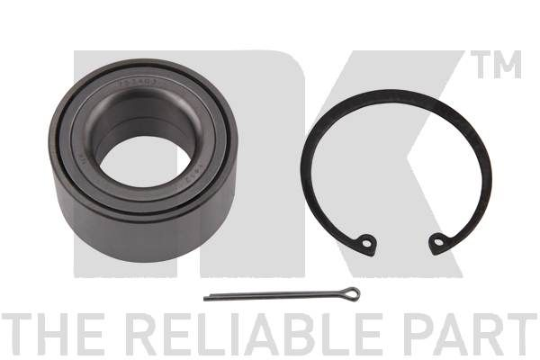 NK  753403 Wheel Bearing Kit Ø: 70mm, Inner Diameter: 38mm