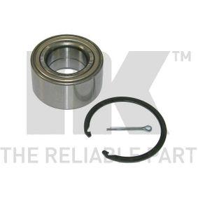 Wheel Bearing Kit Ø: 78mm, Inner Diameter: 42mm with OEM Number 517202H000
