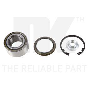 Wheel Bearing Kit Ø: 76mm, Inner Diameter: 41,9mm with OEM Number 0K55233047